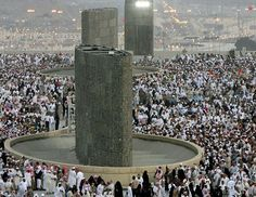 A stampede during the stoning of the devil ritual on the last day at the Hajj in Mina, Saudi Arabia, kills 362 pilgrims.