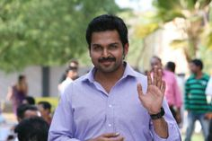 Karthi in Biriyani Movie