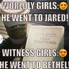Jehovah's Witnesses—Official Website Jehovah's Witnesses Humor, Jehovah S Witnesses, Jehovah Witness, Jw Meme, Jw Jokes, Jw Humor, Spiritual Encouragement, Bible Truth, Happy People