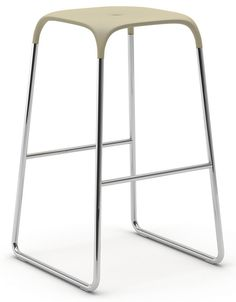 Bobo Breakout Stool - Product Page: www.genesys-uk.com/Bobo-Breakout-Stool.Html  Genesys Office Furniture Homepage: www.genesys-uk.com  The Bobo Breakout Stool is sleek in design and will stand tall and proud in any cafe or dining area.