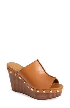 COACH 'Hellena' Wedge (Women) available at #Nordstrom