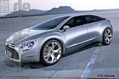Bugatti Type 57, Fiat 128, Ford Granada, Porsche 928, Fiat Panda, Citroen Concept, Concept Cars, Citroen Ds, Jaguar