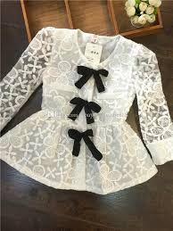 Resultado de imagen para blusas para niña de moda