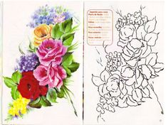 Revista mini de pintura 31 - Clara Minhões - Álbuns da web do Picasa