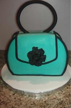 Love the color...it's a cake!
