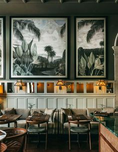 Hotels design - Torel 1884 A Boutique Hotel in Porto Showcases the Wonders of the Age of Discovery – Hotels design Deco Restaurant, Restaurant Interior Design, Design Hotel, Bistro Interior, Bistro Decor, Farmhouse Restaurant, Lobby Design, Design Set, Cafe Design