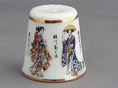 Rozan Thimble - Japanese Ladies | eBay