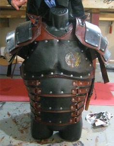 Custom Armor.