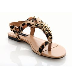 Cindy Flat Sandal now featured on Fab.
