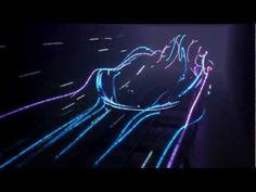 """McLaren P12 Teaser - """"McLaren Vs Aerodynamics"""" #motiongraphics #newmedia"""