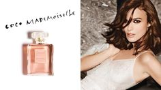 CHANEL - COCO MADEMOISELLE - Spirited and Sensual More about #Chanel on http://www.chanel.com