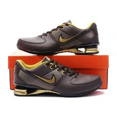 best website 581b4 4b147 Nike Shox R2 Brown Brown. Chaussures Air ...