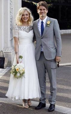 Fearne cottons wedding dress!