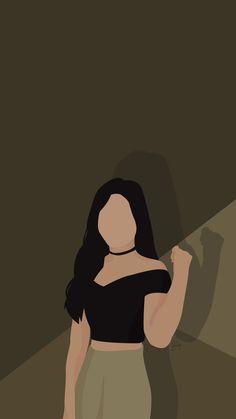 Minimalist vector portrait art | by: @ja.vector Vector Portrait, Digital Portrait, Portrait Art, Digital Art Girl, Illustration Art Drawing, Portrait Illustration, Graphic Illustration, Cartoon Illustrations, Cover Wattpad