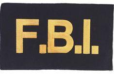 The Characteristics of FBI Agents Logos, United States, Logo