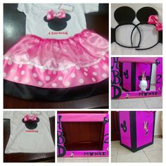 Articulos piñata Minnie Mouse