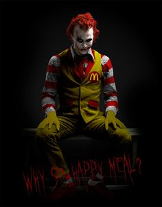 NOT so happy meal