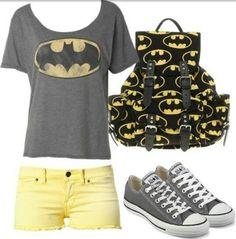 Batman is perfect