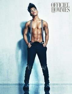 Taeyang.....He makes my heart beat faster and slower at the same time<3 Lol!