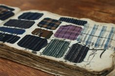 antique japanese textiles swatch book from www.style-diaries.com