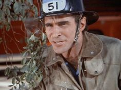 Image from my Facebook page Station 51 Enterprises. Images are copyright @NBC Universal. #emergencytvshow #captainhankstanley