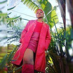 Red leather coat.  #thriftsouthafrica #retrofashion #nostalgicphilia #vintagefashion #redcoat #streetwear Retro Jackets, Retro Fashion, Vintage Fashion, Red Leather, Thrifting, Streetwear, Duster Coat, Collection, Street Outfit