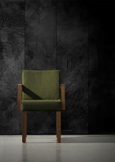 Tapete Concrete 07 - Designtapete von Piet Boon