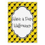 Halloween Greeting Card #halloween #happyhalloween #halloweenparty #halloweenmakeup #halloweencostume