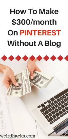 I bought this ebook in April, and I have been making $5-$10 a day by posting on Pinterest. This is the perfect way to make money online without blogging.     If YOU ARE READY TO START MAKING MONEY OFF PINTEREST through affiliate marketing, click the link to read more.