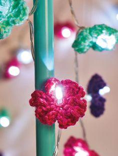 Fairy light decorations Crochet Pattern