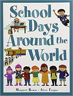 """What is a school? Is it a building with classrooms? Or can it be any place where children learn?"""" The fascinating stories that follow will expand how young readers think of school, as they learn about the experiences of real children in thirteen different countries around the world."""