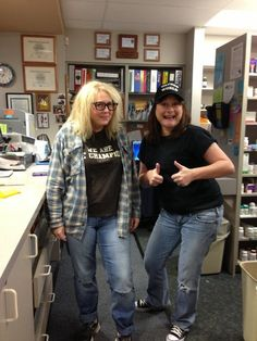 Party on Wayne... Party on Garth... Excellent!