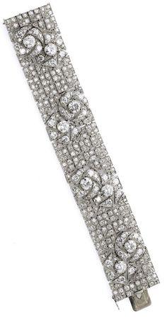 Vintage & Antique Jewelry Hospitable Antique Vintage Victorian Edwardian Art Deco Bangle Armlet
