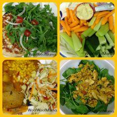 4 Yummy Ways to Eat More Veggies #NSNation