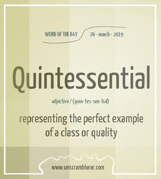 Todays is: Quintessential Synonyms Be the quintessential version of yourself and learn a new word 😆 Interesting English Words, Unusual Words, Weird Words, Learn English Words, Unique Words, Cool Words, Words To Use, Fancy Words, New Words