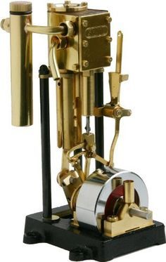 Small Steam Engine | Steam engine | Pinterest | Steam Engine and ...