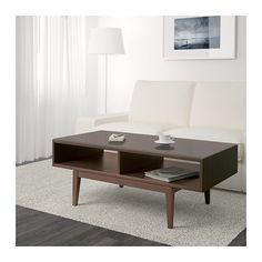 IKEA REGISSÖR coffee table Poplar is a fastgrowing and renewable material.