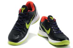 Nike Zoom Kobe Vi White Green
