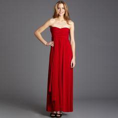 Fab.com   Transformer Dress Long Red