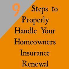 Homeowners Insurance Basics Real Estate