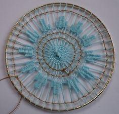 Teneriffe needlelace