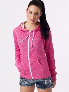 Brave Soul - Dámská mikina Brave, Hooded Jacket, Athletic, Hoodies, Lifestyle, Sweaters, Jackets, Fashion, Jacket With Hoodie