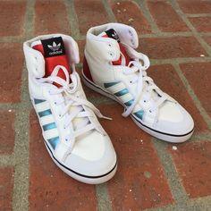 Le adidas tesoro hoop scarpe da ginnastica alte pinterest adidas