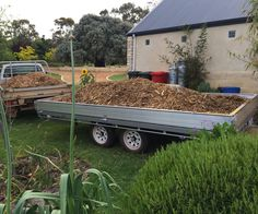 When building a new trailer, I wanted the most versatile trailer possible. It needed to be able to carry a large load of sand or mulch, be suitable for carrying...