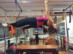 Pilates!!!! Amo Muito tudo isso!!! Cadillac!!!