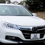 2015 Honda Accord fuel cell