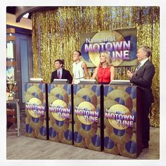 It's a Motown Showdown on @goodmorningamerica