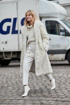 Streetstyle: De klädde sig bäst på Köpenhamns modevecka | ELLE