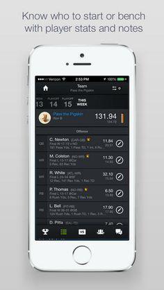 Top Free iPhone App #283: Yahoo Fantasy Sports – Fantasy Baseball, Football, Basketball, Hockey - Yahoo by Yahoo - 04/01/2014
