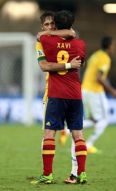 Xavi / Neymar